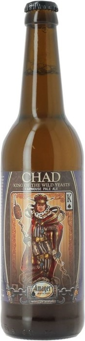"Пиво Amager Bryghus, ""Chad, King of the Wild Yeasts"""