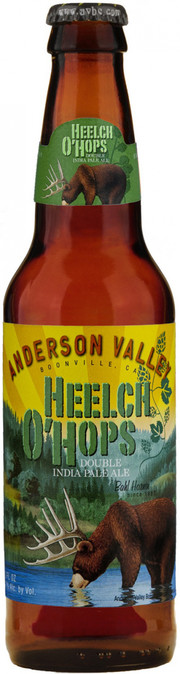 "Пиво Anderson Valley, ""Heelch O'Hops"""