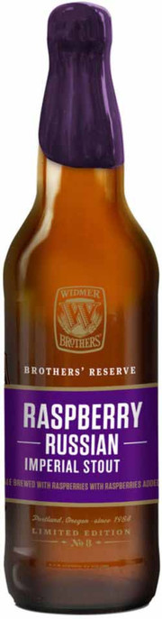 Пиво Widmer Brothers, Raspberry Russian Imperial Stout