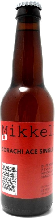 Пиво Mikkeller, Sorachi Ace Single Hop