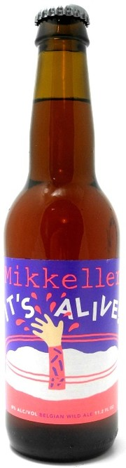 "Пиво Mikkeller, ""It's Alive!"""