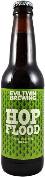 "Пиво Evil Twin, ""Hop Flood"""