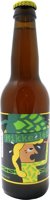 Пиво Mikkeller, Mosaic Single Hop Imperial IPA