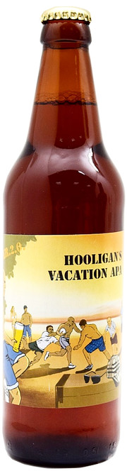 "Пиво Konix Brewery, ""Hooligan's vacation"" APA"