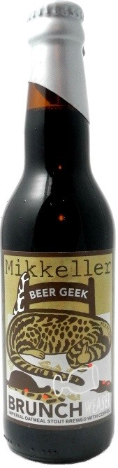 "Пиво Mikkeller, ""Beer Geek"" Brunch Weasel"