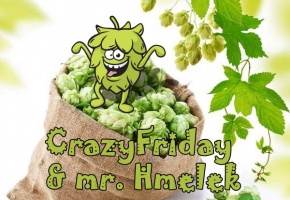 CrazyFriday в гостях у Craft rePUBlic
