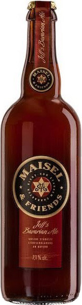 Пиво Maisel & Friends, Jeff's Bavarian Ale
