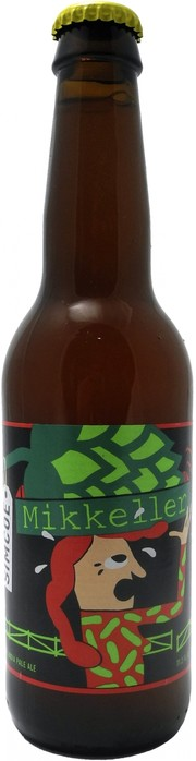 Пиво Mikkeller, Simcoe Single Hop Imperial IPA