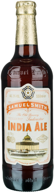 "Пиво ""Samuel Smith's"" India Ale"