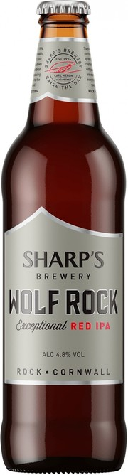 "Пиво Sharp's, ""Wolf Rock"""