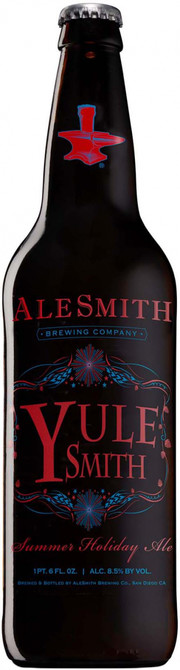 Пиво AleSmith, YuleSmith (Summer)